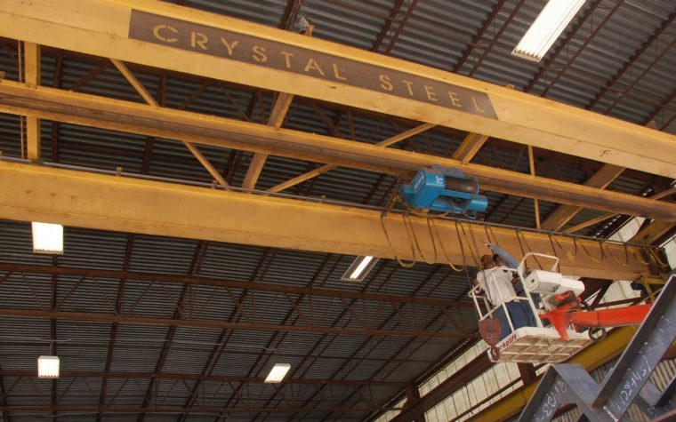 Crystal Steel: A Small Town Company with Global Reach