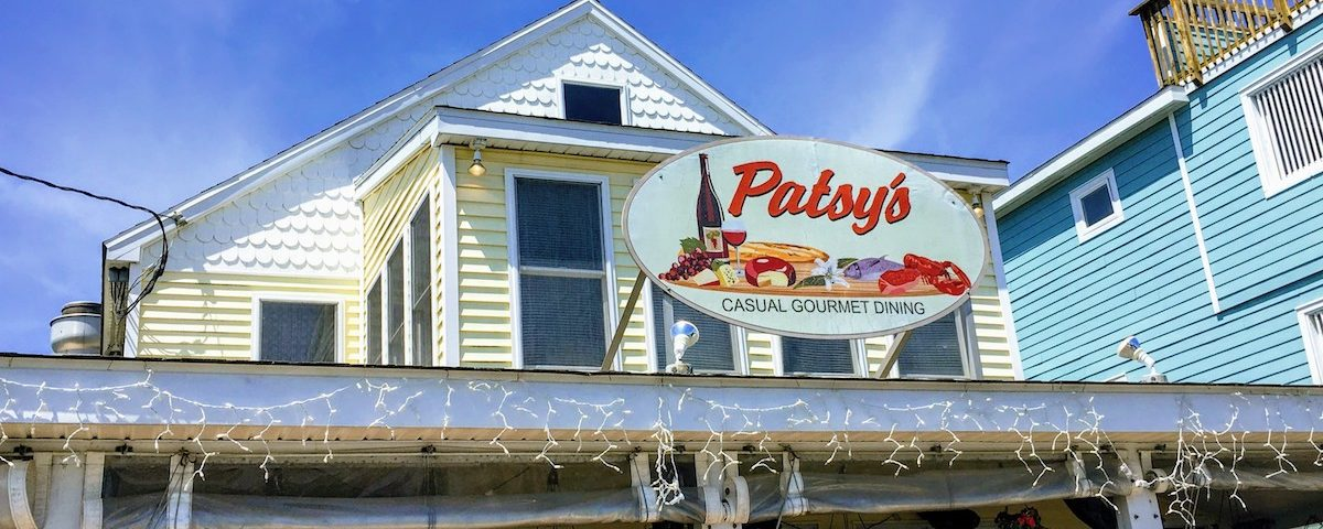Feel the Love, Eat the Fish: Patsy's Restaurant