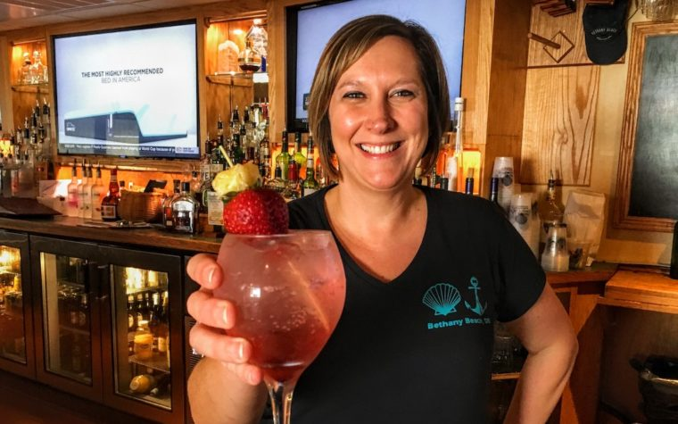 Bethany Boathouse Makes a Sangria You'll Love for Sure