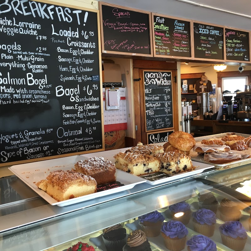 The Point Coffee House and Bake Shoppe in Rehoboth Beach