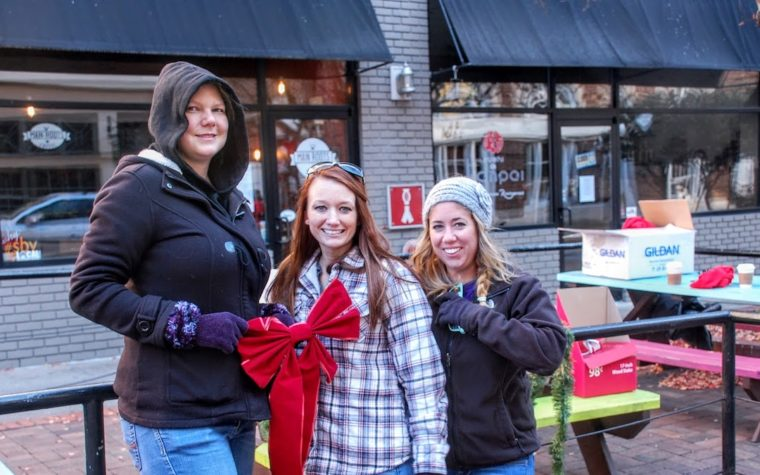 Old Time-y Christmas Spirit Returns to Salisbury
