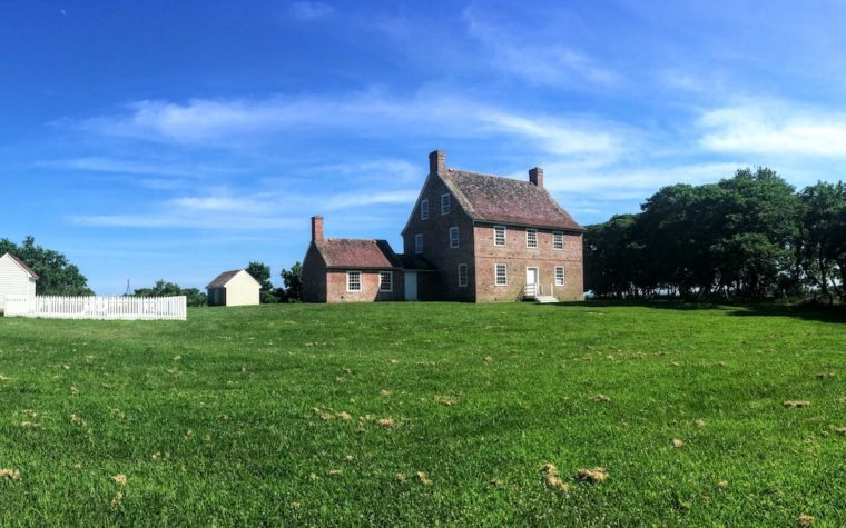 Don't Miss the Rackliffe House When You're Visiting Assateague