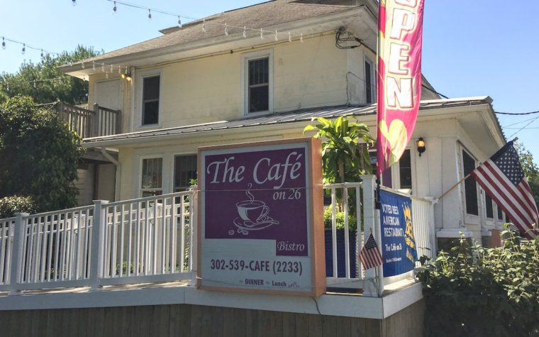 Here's Why Cafe on 26 Stays Surprisingly Fresh All Year